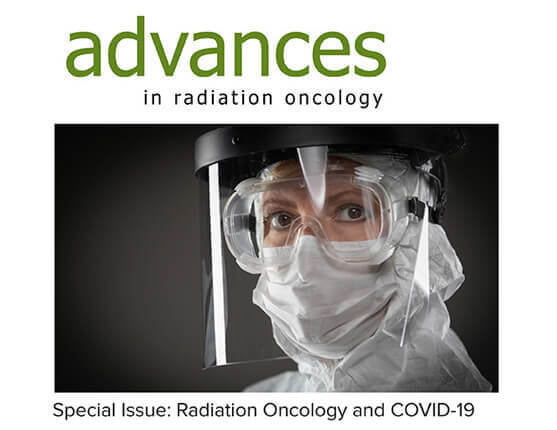 Cover of Advances in Radiation Oncology