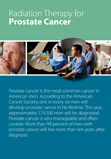 Radiation Therapy for Prostate Cancer Brochure
